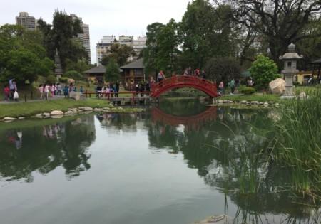 El maravilloso Jardín Japonés de Buenos Aires
