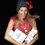 Gisele Bündchen y Chanel, una unión que sigue gustando (y vendiendo)