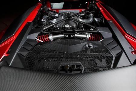 Lamborghini Aventador Sv Carscoops12
