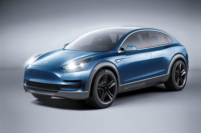 Tesla Model Y Leada