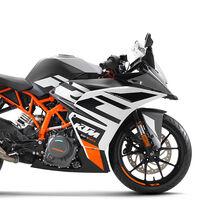 ¡Sube el volumen! Así suena la KTM RC 390 en el primer teaser de la nueva moto deportiva de la marca austriaca