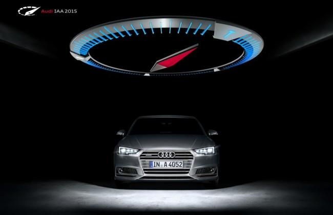 Audi presumirá en el Auto Show de Frankfurt un stand con más de 200 km de cables