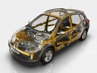 Renault Clio Grand Tour disponible en febrero