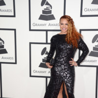 Faith Evans Grammy 2014