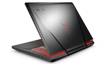 Lenovo Ideapad Y900 Gaming Notebook Ces2016