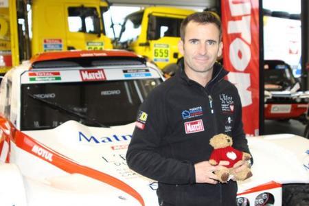 Romain Dumas también se apunta al Dakar