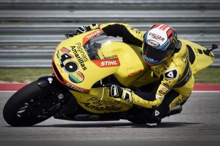 Alex Rins Moto2 Gp Americas 2015