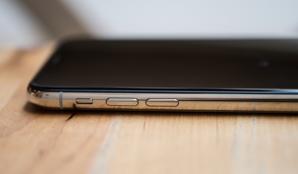 Iphone X Botones