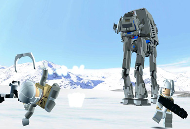 'Lego Star Wars II' para Mac, muy pronto