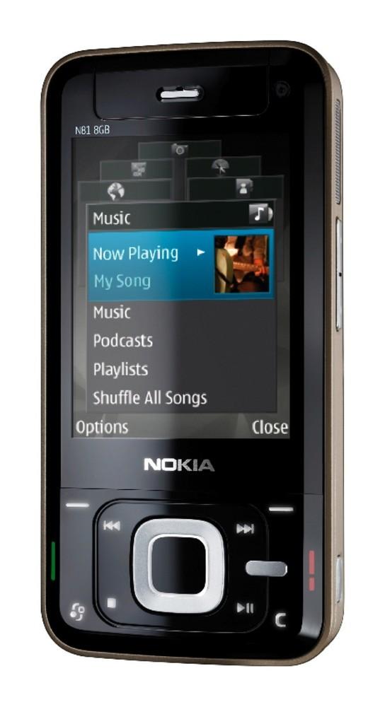 Foto de Nokia N81 (3/7)
