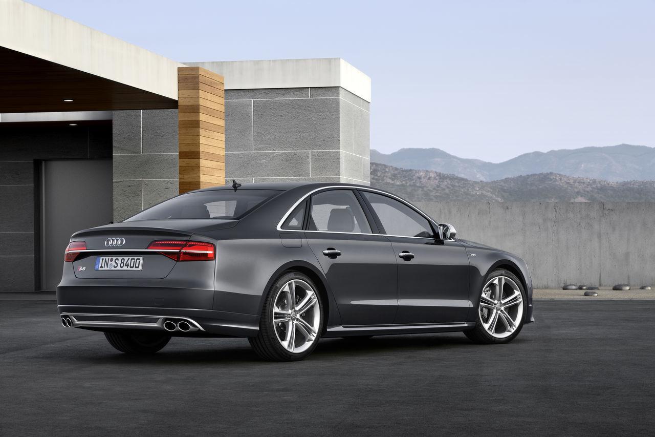 Foto de Audi A8 2013 (46/67)