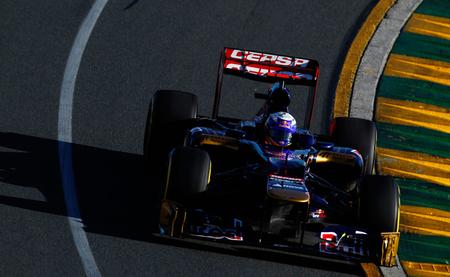 Daniel Ricciardo Australia 2012
