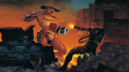 DOOM 2 se transforma en un brutal hack and slash gracias a este mod
