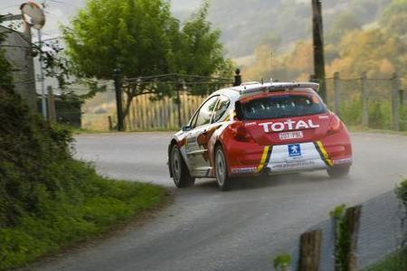 El dúo Peugeot-Benelux esta a un paso de dejar el IRC