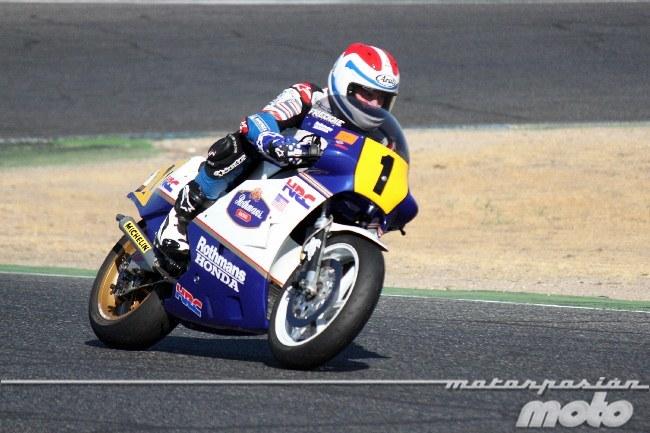 Freddie Spencer Jarama 2012