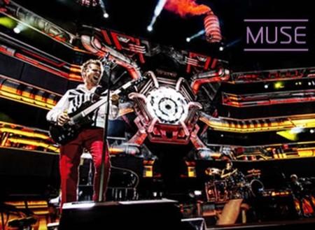 Muse y su megalomanía, también en 4K, con Live At Rome Olympic Stadium