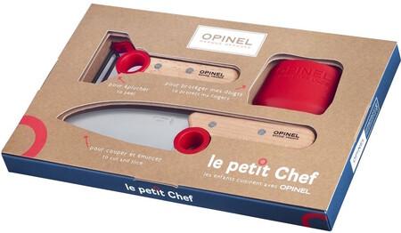 Opinel Le Petit Chef Set Cuchillos