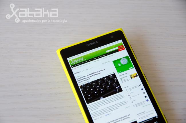 Foto de Nokia Lumia 1020 (1/32)