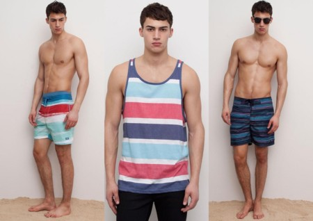 Pull Bear Beachwear Collection Trendencias Hombre 2015 03