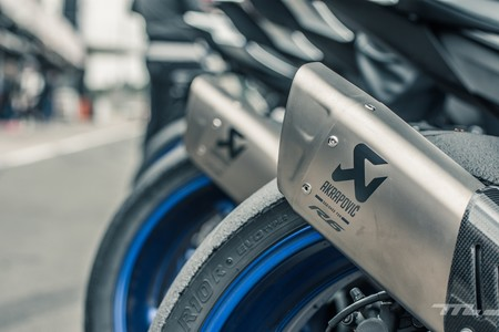 Yamaha Yzf R6 2017 3