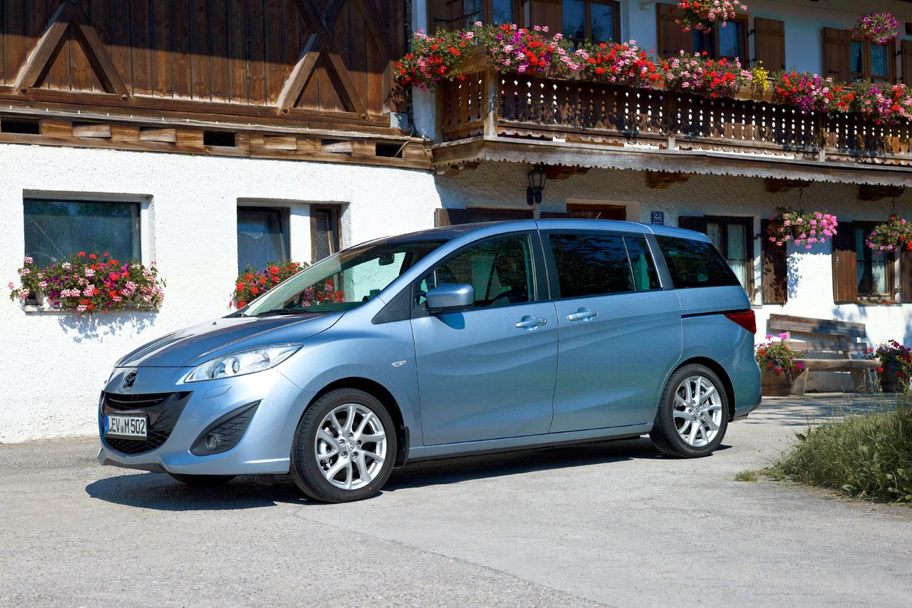 Foto de Mazda5 2010 (74/121)