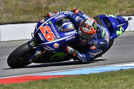 Maverick Vinales Motogp Gp Republica Checa 2017