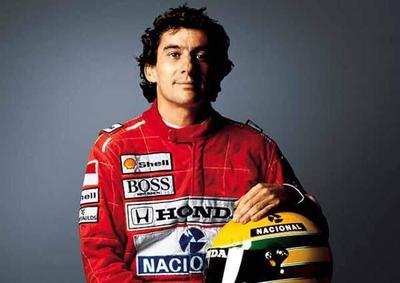 Infiniti Red Bull Racing rinde homenaje a Ayrton Senna