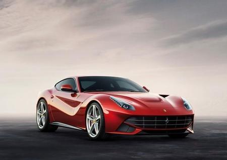 Bridgestone equipará al nuevo Ferrari F12berlinetta