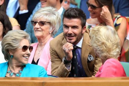 Los hombres con estilo hacen de Wimbledon uno de los torneos más elegantes del mundo