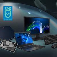 Laptops y PCs con protección microbiana, soporte 3D sin lentes y hechas con plástico reciclado, así son los nuevos equipos de Acer