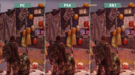 Compara tú mismo las betas de The Division en PC, Xbox One y PlayStation 4 en un video