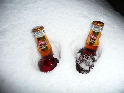 Cómo enfriar rápidamente la cerveza. Tres trucos que funcionan