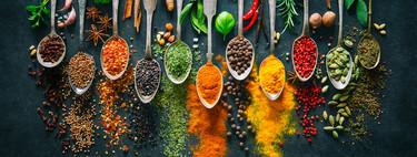 Cómo usar en cocina las ocho mezclas de especias más importantes de la gastronomía (como el curry, la harissa o el ras el hanout)