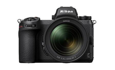 Nikon Z7ii 24 70 4 Front