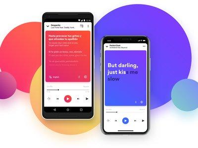 MusixMatch 7.0 renueva por completo su diseño y mejora su integración con Spotify y Apple Music