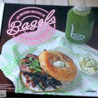Las mejores recetas de Bagels genuinos de Nueva York. Libro de cocina