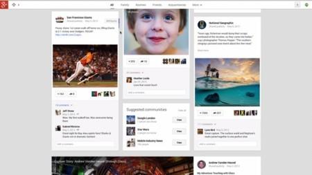 El nuevo flujo de actualizaciones de Google+