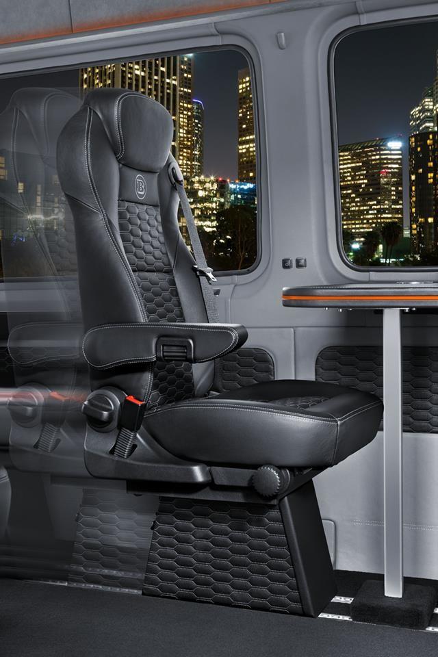 Foto de Brabus Mercedes-Benz Sprinter Conference Lounge (13/15)