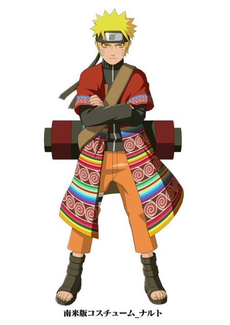 Naruto Shippuden Ultimate Ninja Storm Naruto