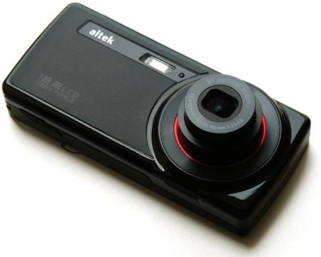Altek T8680, una cámara compacta con móvil