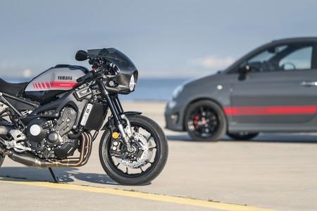 Abarth 695 Yamaha Xsr900 006
