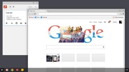 Chrome 32 beta mejora su interfaz en Windows 8 y nos señala qué webs son las que están reproduciendo sonido