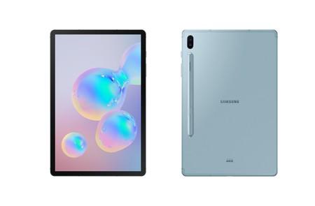 Samsung Galaxy Tab S6 Oficial Diseno