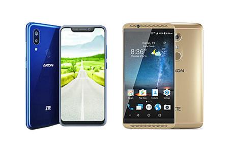 ZTE Axon 9 Pro vs ZTE Axon 7: esto es todo lo que ha cambiado