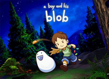 La tienda online de Xbox fecha A Boy and His Blob para este mes de enero