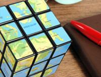 Versión viajera del cubo de Rubik