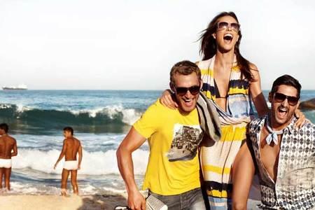 Campaña Primavera-Verano 2012 de Boss Orange