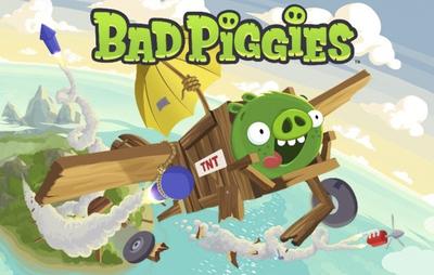 'Bad Piggies' rompe los récords de Rovio en tan solo tres horas desde su lanzamiento y anuncia nuevos contenidos