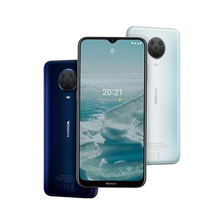 Nokia G10 G20 Oficiales Caracteristicas Tecnicas