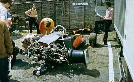 Connew F1 desmontado